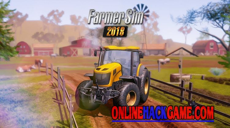 Farmer Sim 2018 Hack Cheats Unlimited Credits
