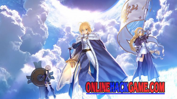 Fate Grand Order Hack Cheats Unlimited Saint Quartz