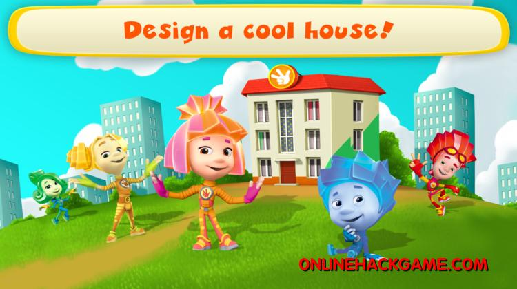Fiksiki Dream House Hack Cheats Unlimited Crystals