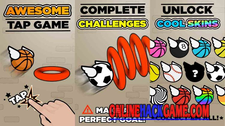 Flappy Dunk Hack Cheats Unlimited Score