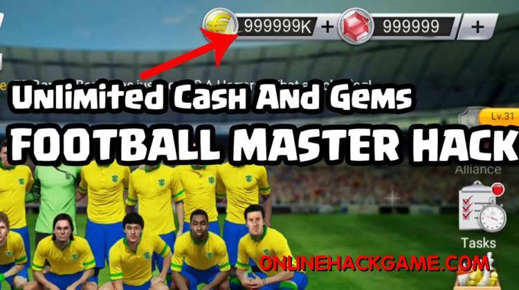 Football Master 2019 Hack Cheats Unlimited Gems