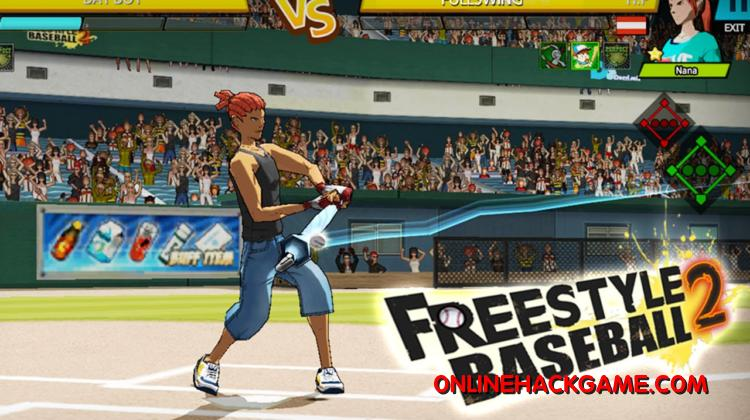 Freestyle Baseball2 Hack Cheats Unlimited Gems