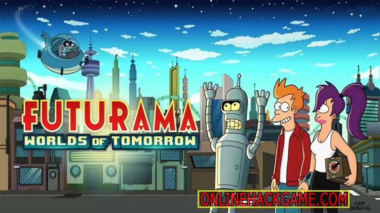 Futurama: Worlds Of Tomorrow Hack Cheats Unlimited Nixon Bucks