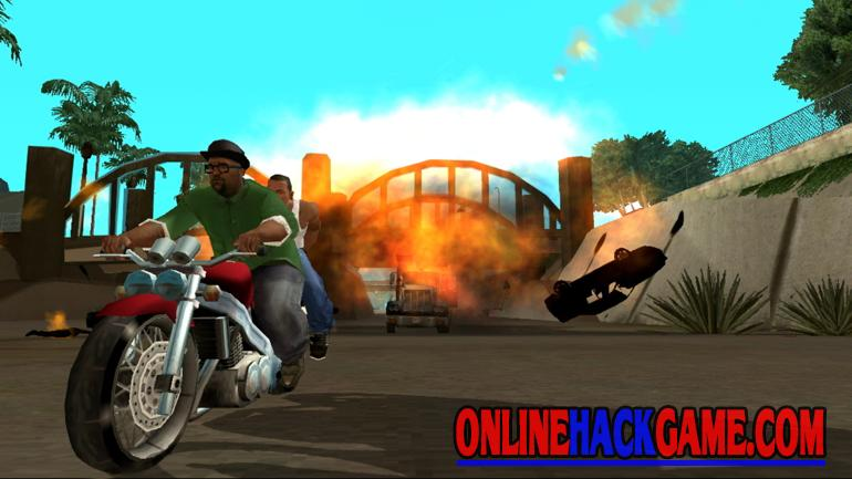 Grand Theft Auto San Andreas Hack Cheats Unlimited Money
