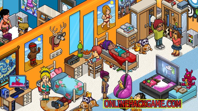 Habbo Virtual World Hack Cheats Unlimited Diamonds