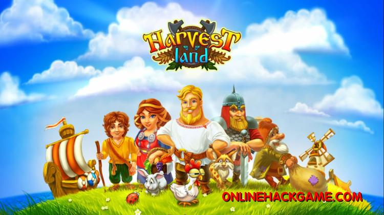 Harvest Land Hack Cheats Unlimited Crystals