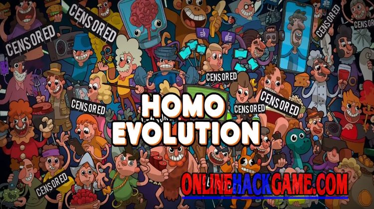 Homo Evolution Hack Cheats Unlimited Gems