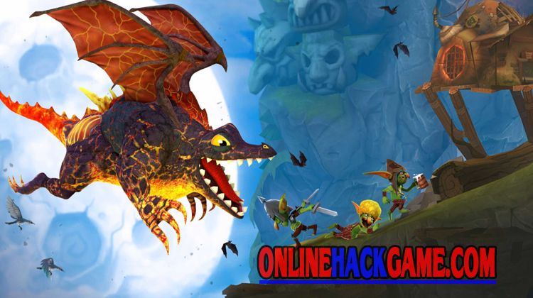 Hungry Dragon Hack Cheats Unlimited Gems