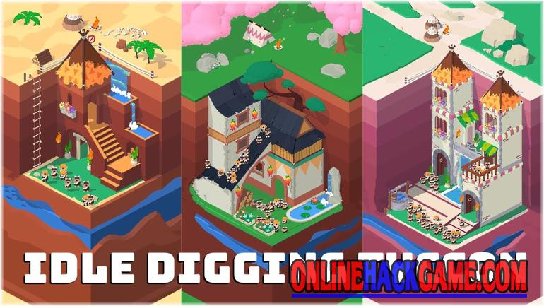 Idle Digging Tycoon Hack Cheats Unlimited Diamonds