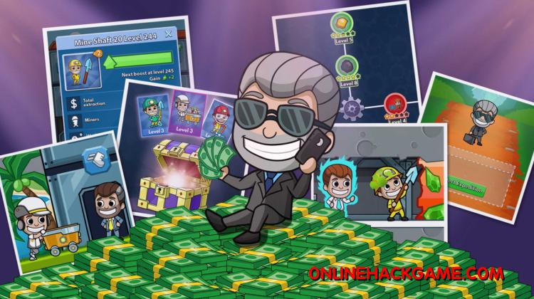 Idle Miner Tycoon Hack Cheats Unlimited Super Cash