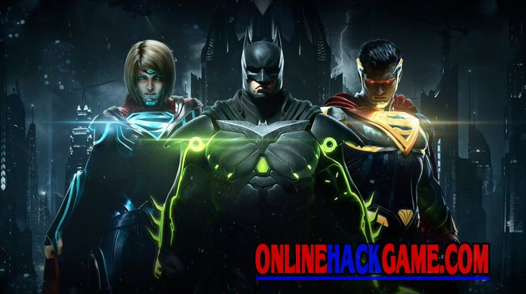 Injustice 2 Hack Cheats Unlimited Gems