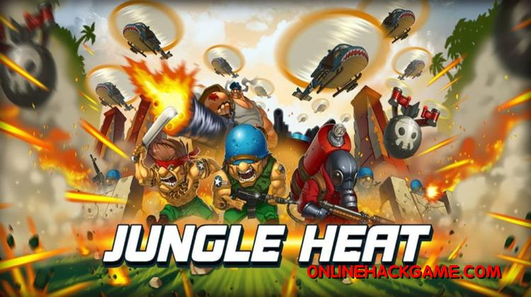 Jungle Heat: War Of Clans Hack Cheats Unlimited Diamonds
