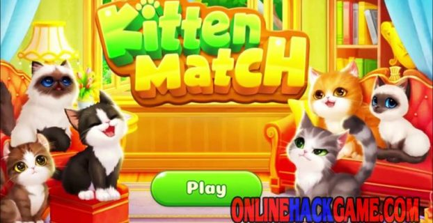 Kitten Match Hack Cheats Unlimited Coins