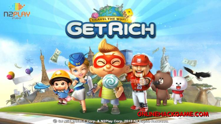 Line Lets Get Rich Hack Cheats Unlimited Diamonds