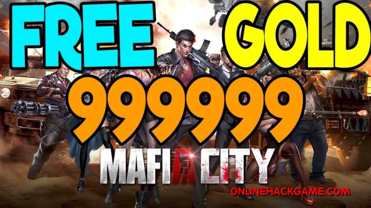 Mafia City Hack Cheats Unlimited Gold