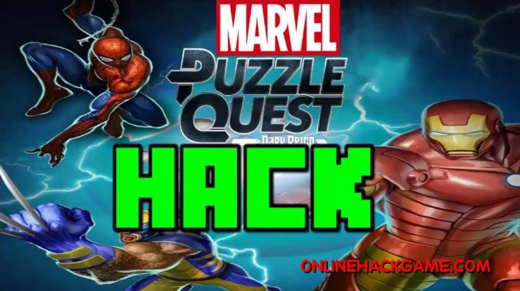 Marvel Puzzle Quest Hack Cheats Unlimited Iso8