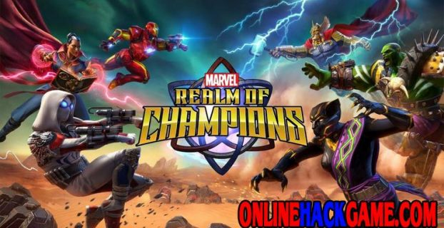 Marvel Realm Of Champions Hack Cheats Unlimited Gold