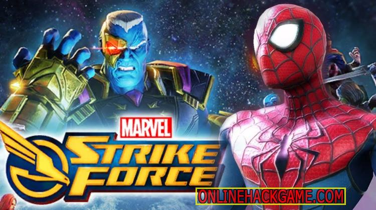 Marvel Strike Force Hack Cheats Unlimited Power Cores