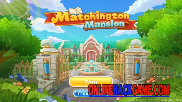 Matchington Mansion Hack Cheats Unlimited Coins