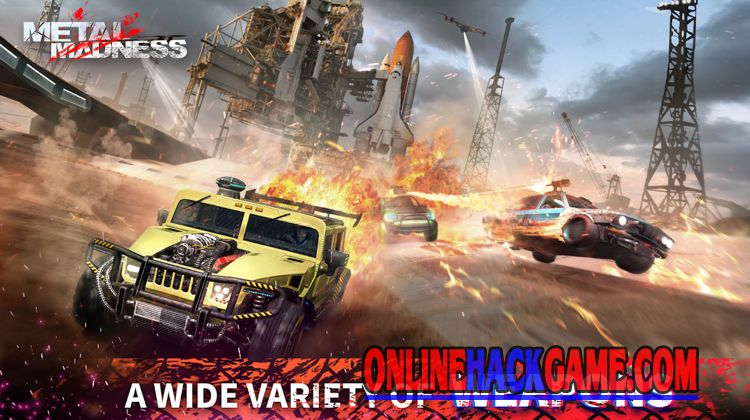 METAL MADNESS PvP Hack Cheats Unlimited Crystals