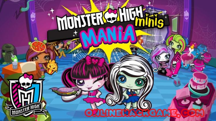 Monster High Minis Mania Hack Cheats Unlimited Gems