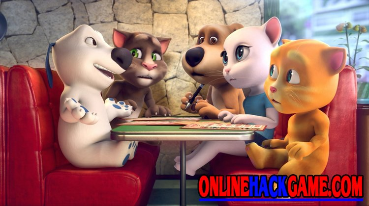My Talking Tom 2 Hack Cheats Unlimited Coins
