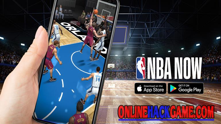 NBA NOW Mobile Basketball Game Hack Cheats Unlimited GP
