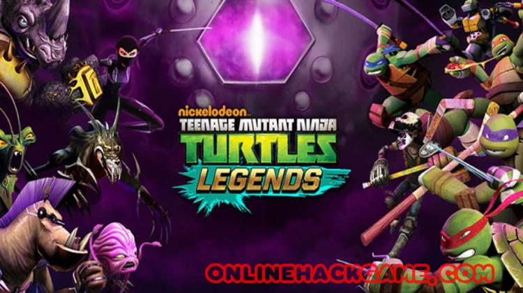 Ninja Turtles Legends Hack Cheats Unlimited Greenbacks