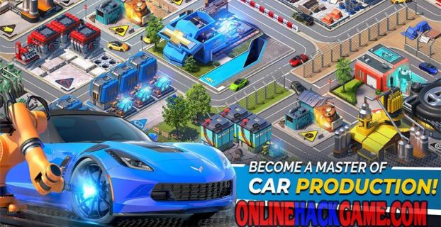 Overdrive City Hack Cheats Unlimited Cash