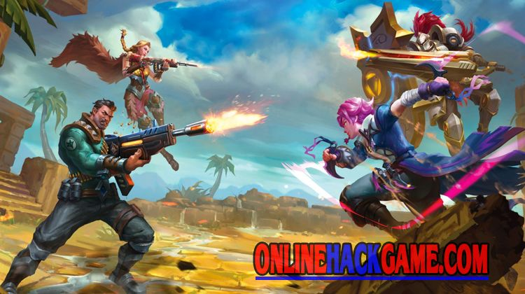 Paladins Strike Hack Cheats Unlimited Crystals
