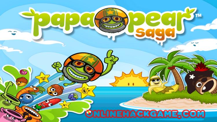 Papa Pear Saga Hack Cheats Unlimited Bars