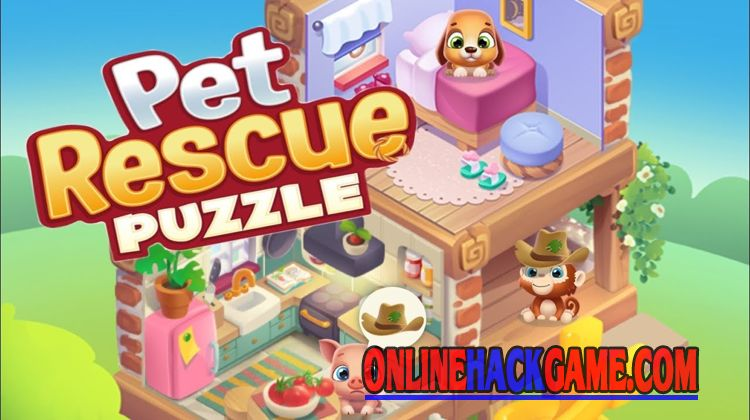 Pet Rescue Puzzle Saga Hack Cheats Unlimited Gold