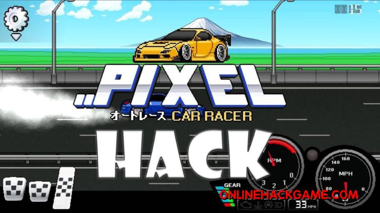 Pixel Car Racer Hack Cheats Unlimited Diamonds