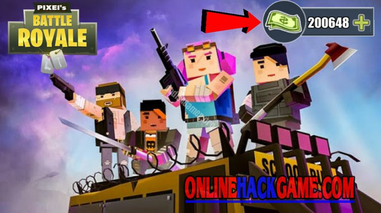 Pixels Unknown Battle Ground Hack Cheats Unlimited Cash
