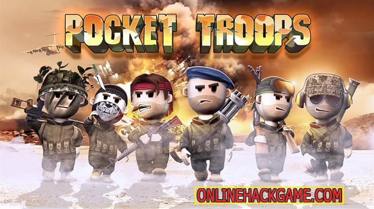 Pocket Troops Hack Cheats Unlimited Cash
