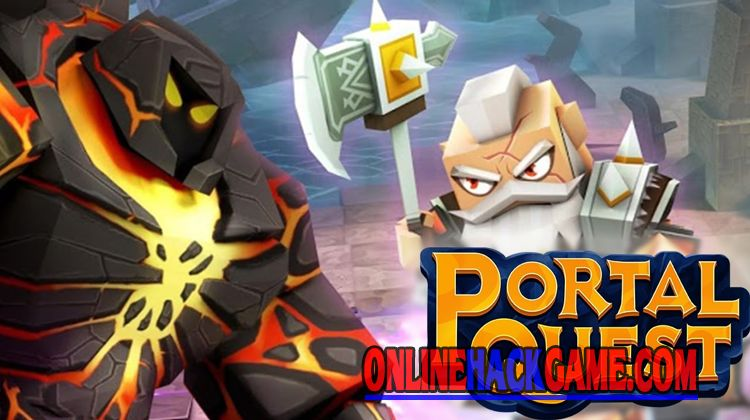 Portal Quest Hack Cheats Unlimited Diamonds