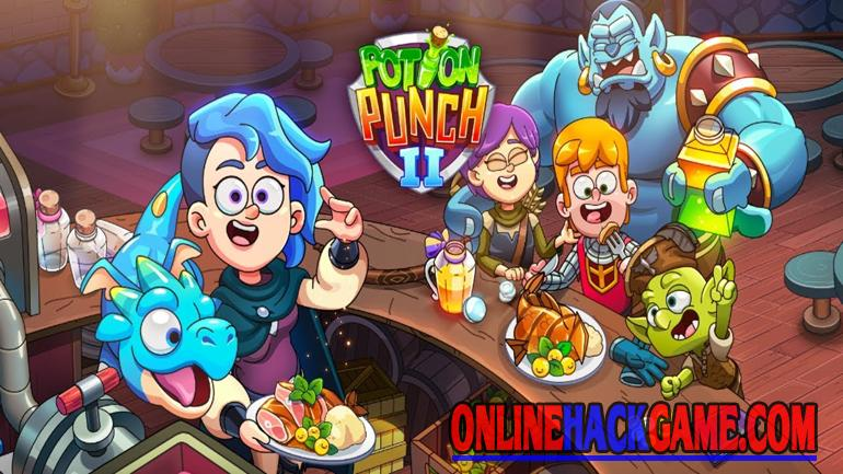 Potion Punch 2 Hack Cheats Unlimited Gems
