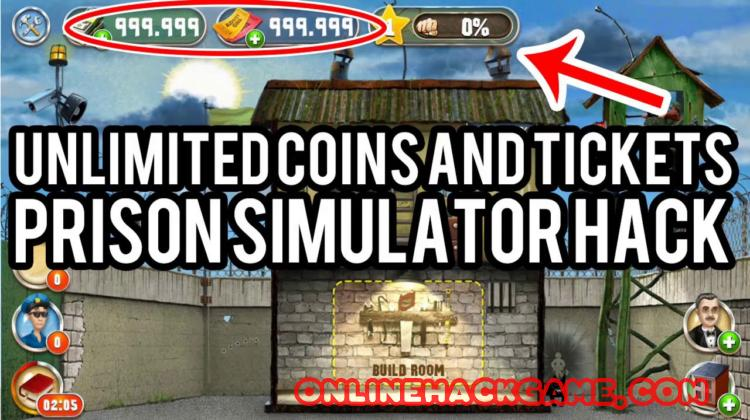Prison Simulator Hack Cheats Unlimited Coins