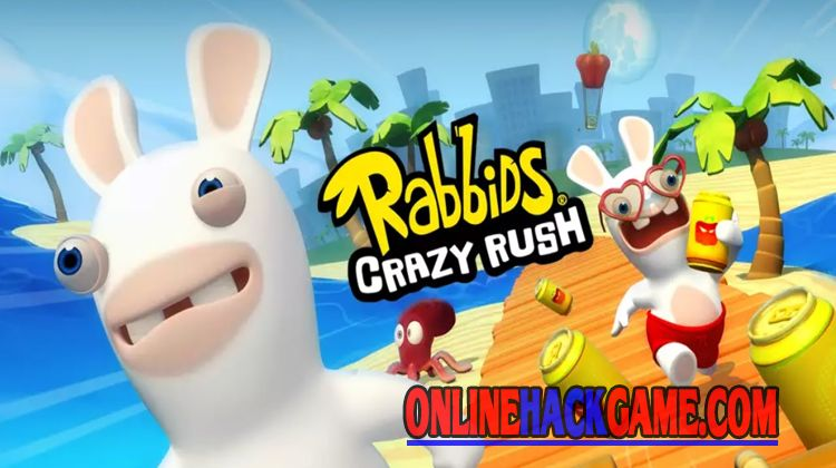 Rabbids Crazy Rush Hack Cheats Unlimited Cans