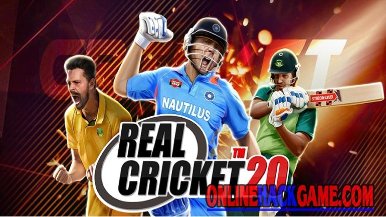 Real Cricket 20 Hack Cheats Unlimited Tickets