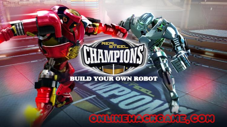 Real Steel Boxing Champions Hack Cheats Unlimited Silver