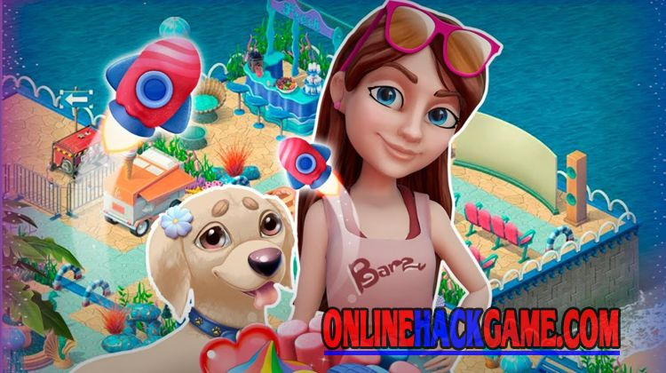 Resort Hotel Bay Story Hack Cheats Unlimited Coins
