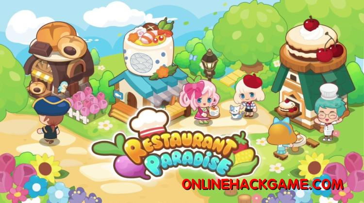Restaurant Paradise Hack Cheats Unlimited Gems