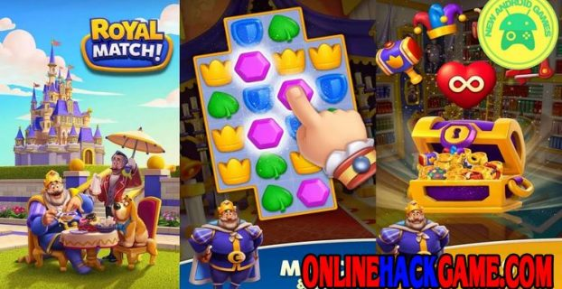 Royal Match Hack Cheats Unlimited Coins