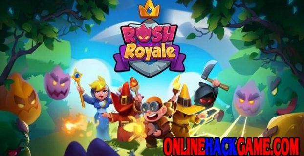 Rush Royale - Tower Defense Game Pvp Hack Cheats Unlimited Crystals