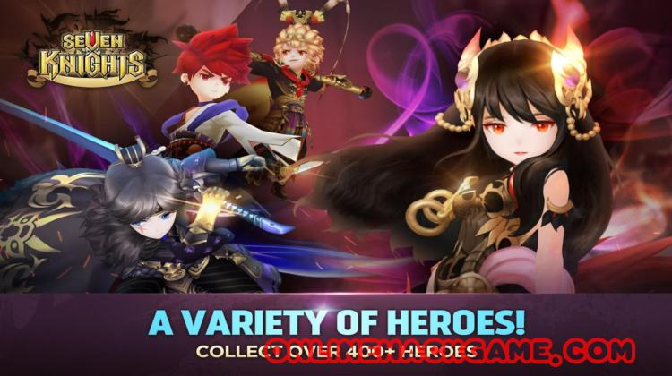 Seven Knights Hack Cheats Unlimited Rubies