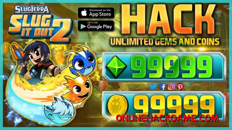 Slugterra Slug It Out 2 Hack Cheats Unlimited Gems