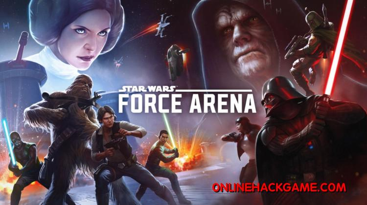 Star Wars Force Arena Hack Cheats Unlimited Crystals & Credits