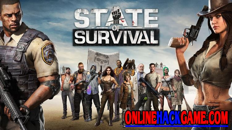 State of Survival:The Walking Dead Hack Cheats Unlimited Biocaps