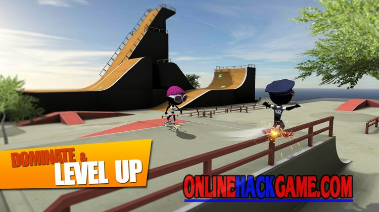 Stickman Skate Battle Hack Cheats Unlimited Cash